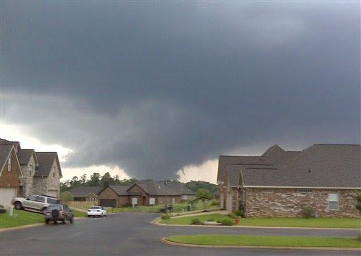 tuscaloosa alabama tornado damage. TUSCALOOSA, Alabama --