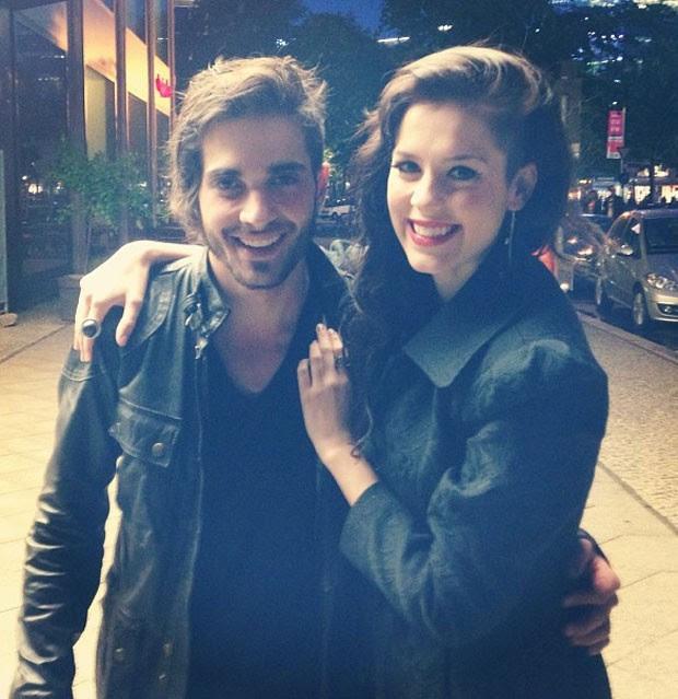 Sophia Abrahão e Fiuk (Foto: Reprodução/ Instagram)