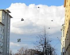 liikkumaton pilvi