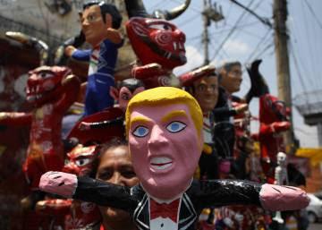La economía mexicana resiste los cien primeros días de Trump