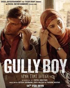 Gully Boy Movie Download Free In Hindi,Telugu 480p, 720p,1080p