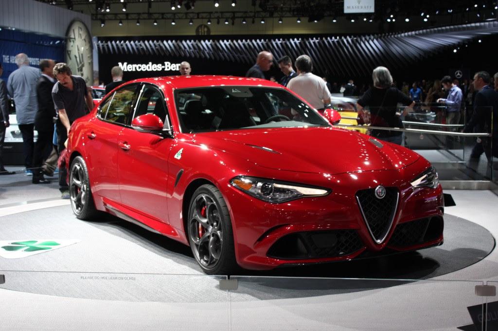 2017 Alfa Romeo Giulia Preview Motor Authority Toyota  Upcomingcarshq.com
