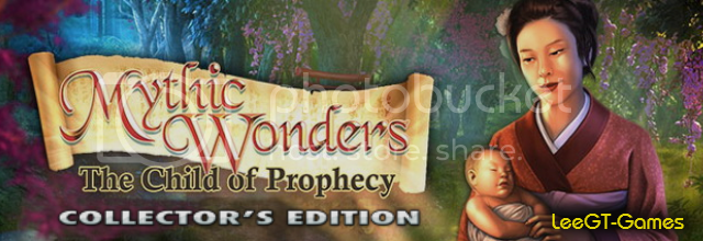 Mythic Wonders 2: Child of Prophecy Collectors Edition [Final Version]