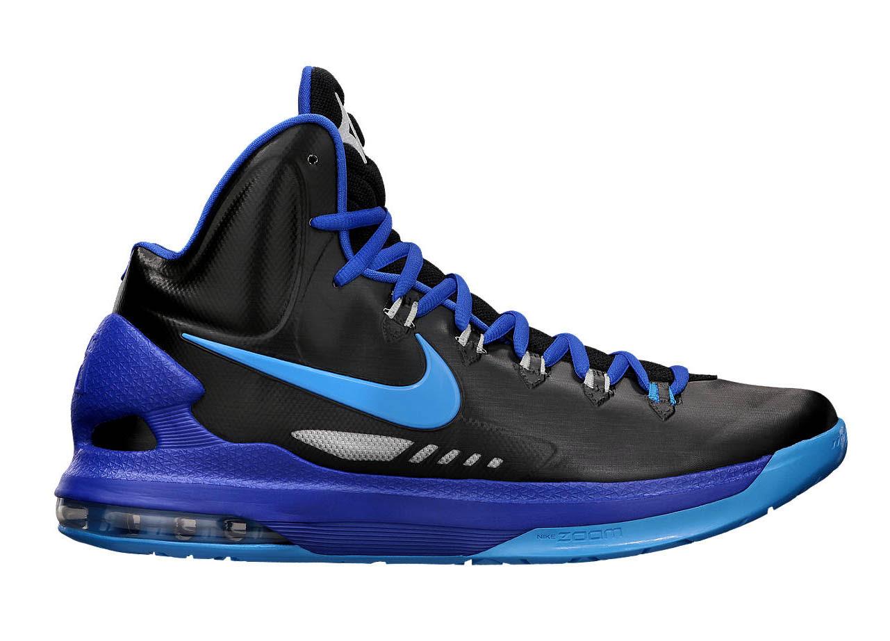 Nike Zoom Kd V Black Pack Sole Collector