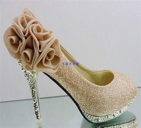 2013 Bridal High Heeled Shoes Women'S Wedding Shoes RED