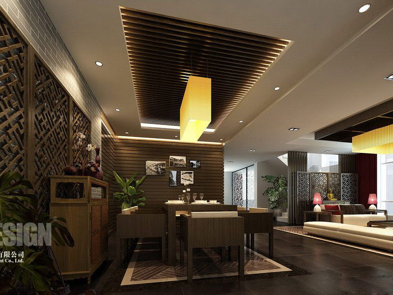 Chinese, Japanese and Other Oriental Interior Design Inspiration