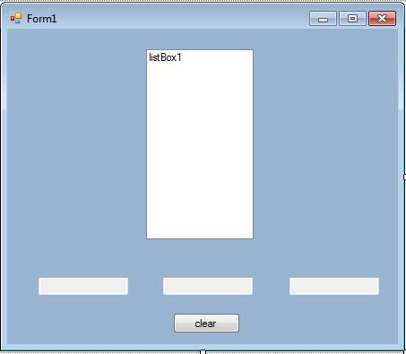Listbox_to_Textbox
