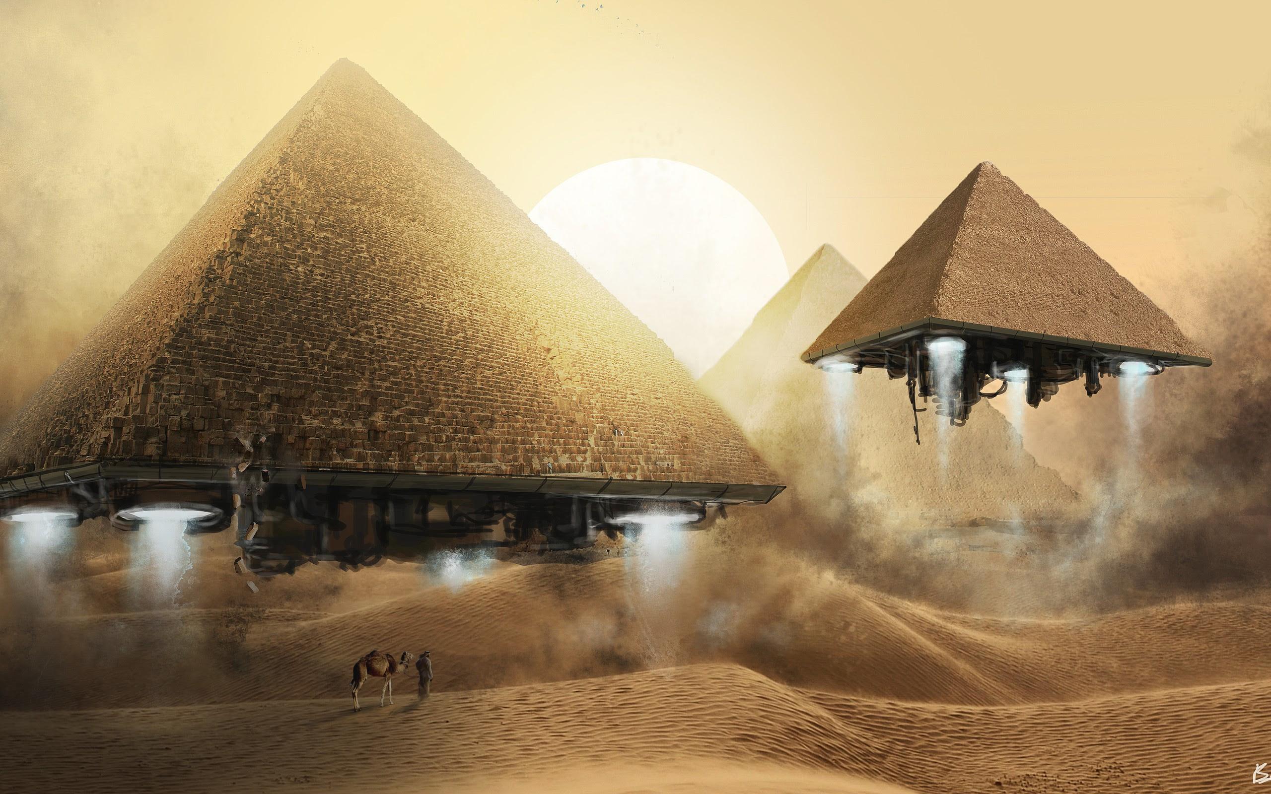 Ancient Aliens Pyramids
