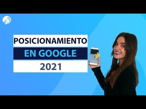 Posicionamiento en Google en el 2020