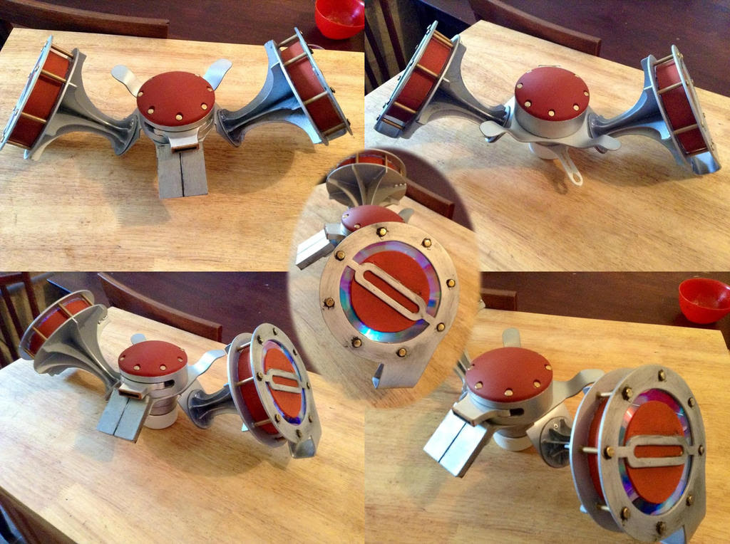 Attack on Titan 3d Maneuver Gear ( Thruster ) by joey1963 ...