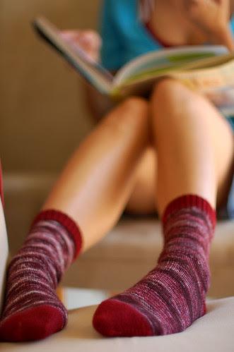 Chimney Socks 1