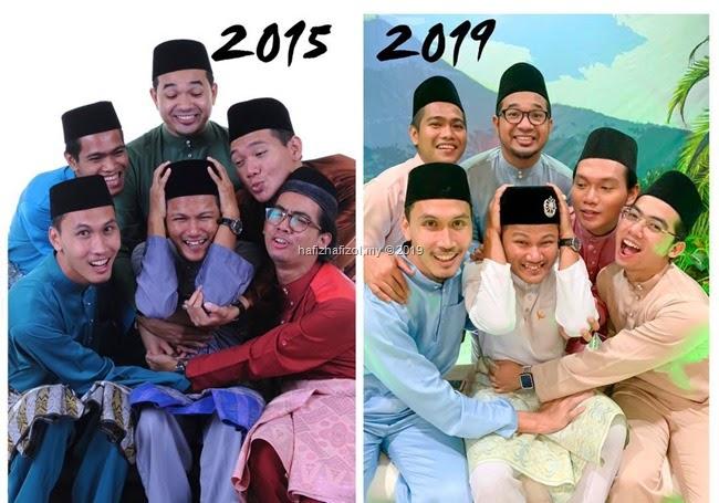 Jadi Dulang Boys Majlis Kahwin di Terengganu