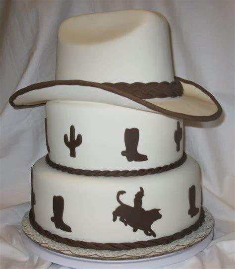 cowboy bull riding grooms cake cake
