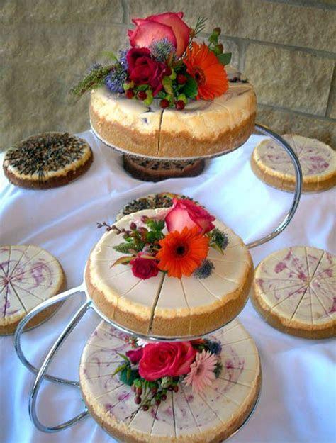 25  best ideas about Wedding Cheesecake on Pinterest