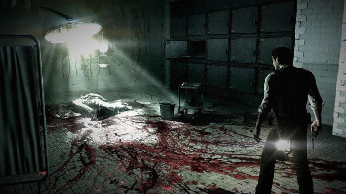 The Evil Within é um game de horror que quer botar medo nos jogadores. (Foto: Divulgação)