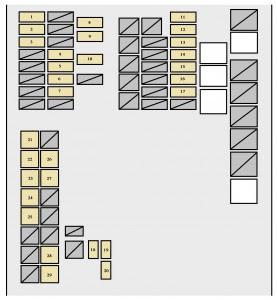 2009 scion xb fuse box diagram great installation of wiring diagram