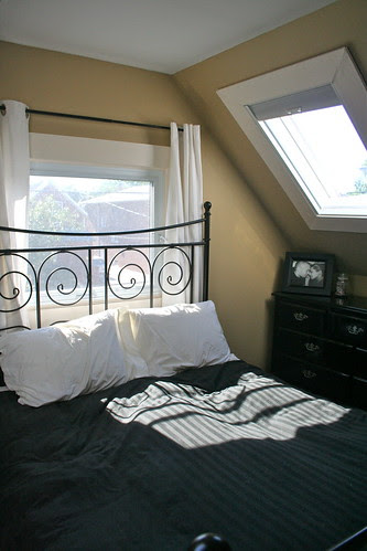 Our Bedroom Summer 2010