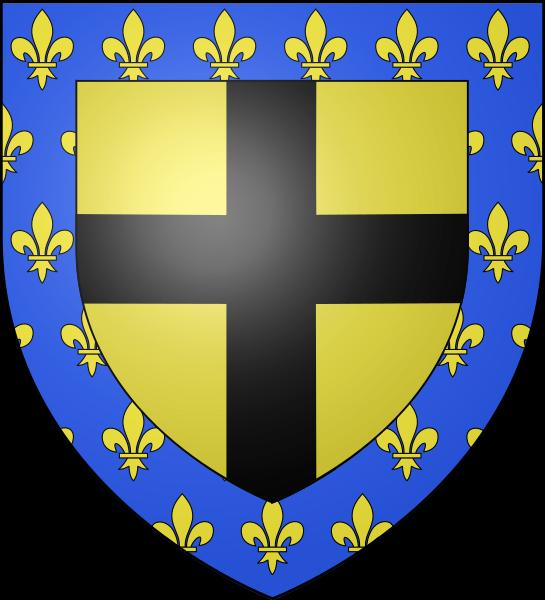 File:Blason Gilles de Rais.svg