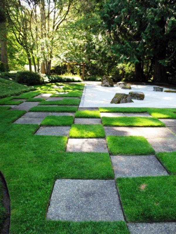 With gravel front garden design - photos and tips for you ...