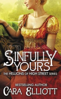 Sinfully Yours Cover