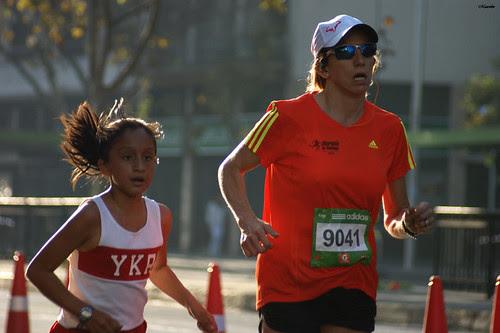 Vamos que se puede. Maratón de Santiago 2012 by Alejandro Bonilla