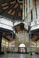 Interior del Antiguo Mercado de La Unión