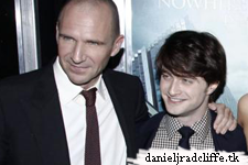 World premiere Harry Potter and the Deathly Hallows part 1, NY