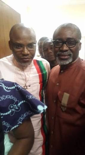 Kanu's Violation Of Bail Conditions: Abaribe, Others Risk Imprisonment - Presidency