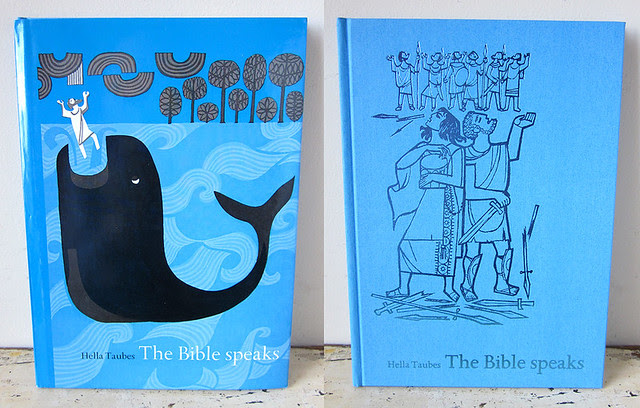 The Bible Speaks Vol. 2, by Hella Taubes, Illustrated by Dan Bar-Giora