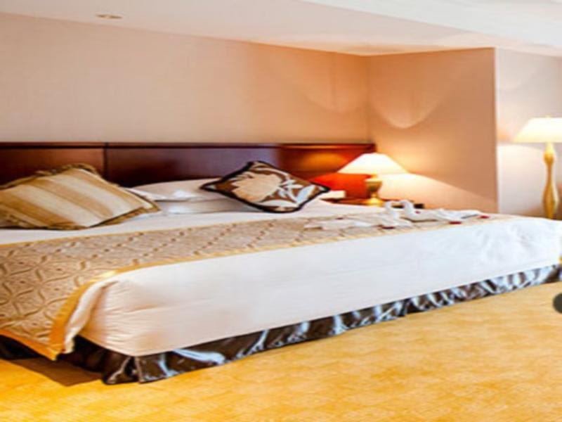 Reviews Jinling Treasure Island International Hotel
