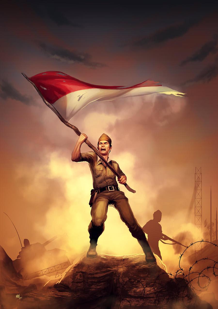Indonesia Know It Love It Perjuangan Dan Semangat Indonesia