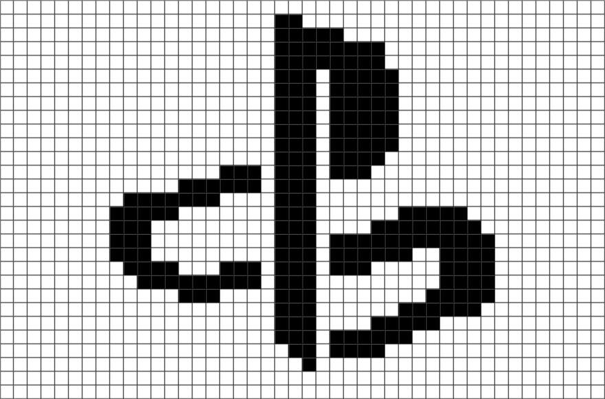 Dessin Pixel Halo Dernier H