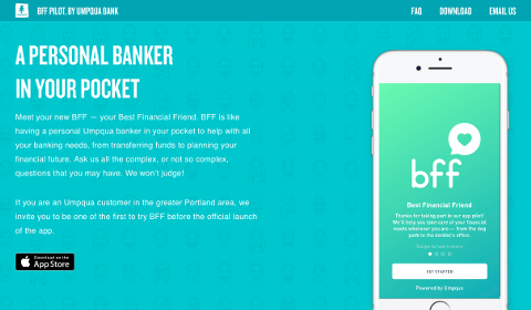 BFF by Umpqua Bank