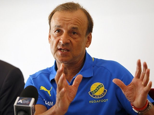 d258f44f3 BREAKING  2018 World Cup  Rohr cuts down Super Eagles squad to 25 players