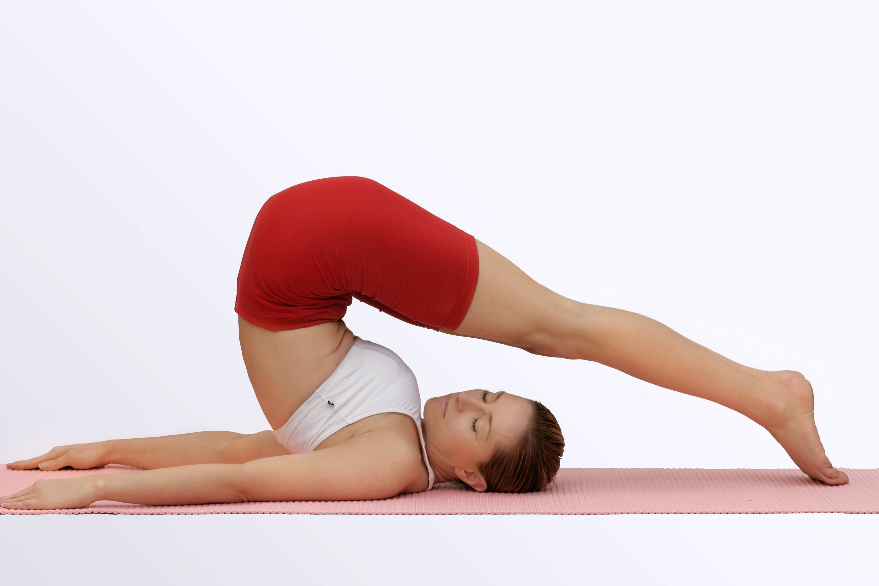 1 Person Yoga Challenge Poses Hard