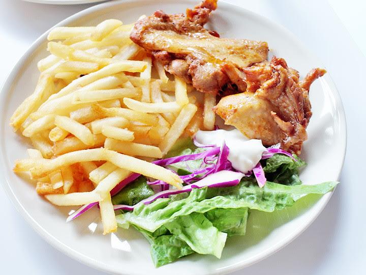 chicken chop at nus
