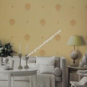 Motif Wallpaper Kamar Tidur Sempit