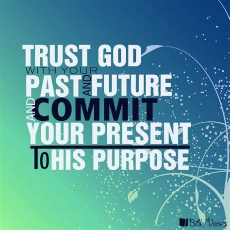 Quotes Trusting God Your Future