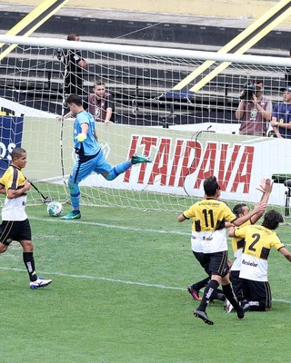 Gol, Criciúma x Vasco, Série B 2016 (Foto: Futura Press)