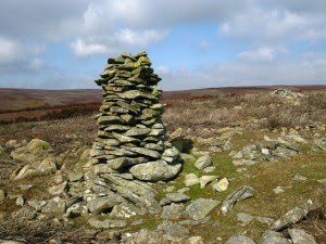 Cairn.  Photo credit: Lisa Jarvis