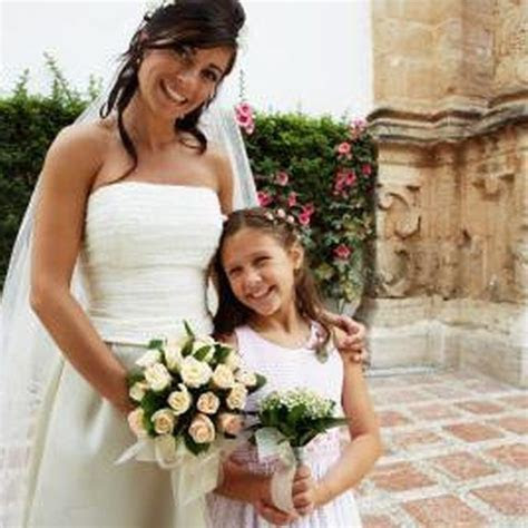 Give your stepchildren a role in the wedding ceremony