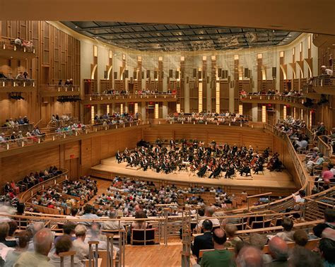The Music Center   at Strathmore   William Rawn Associates