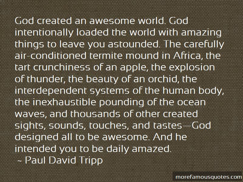 My God Is An Awesome God Quotes Top 24 Quotes About My God Is An