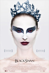 Natalie Portman - Black Swan Movie Poster