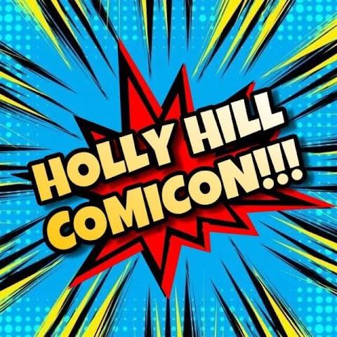 Holly Hill Mall Comic Con