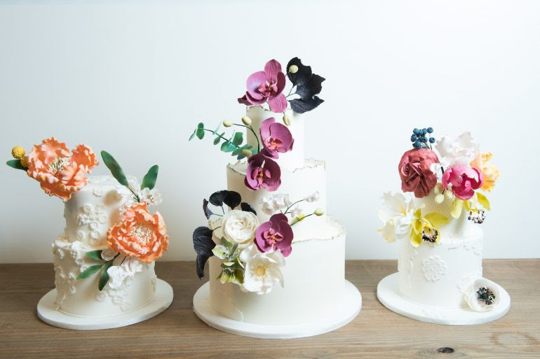 Marian Louise Cakes Provides Elegant Edible Art Worth Celebrating