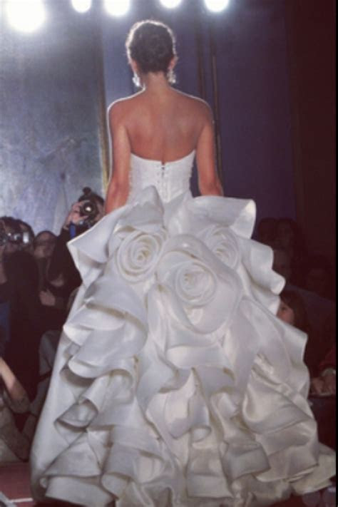 Dream wedding dress! $15,000 Pnina Tornai ball gown!   my