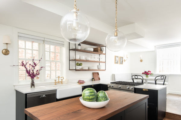 BEFORE & AFTER: A GEORGETOWN KITCHEN | The Pursuit of ...
