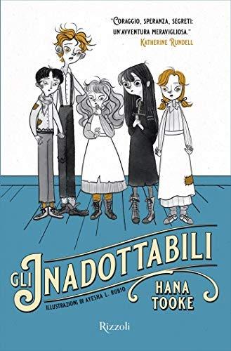 """bookspedia: Recensione """"Gli inadottabili"""" di Hana Tooke"""