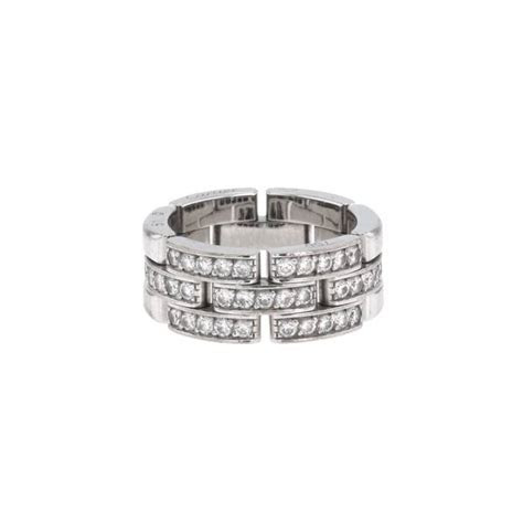 Cartier Maillon Panthère Ring 310695   Collector Square